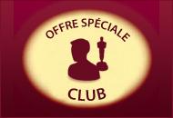 Offre spéciale club